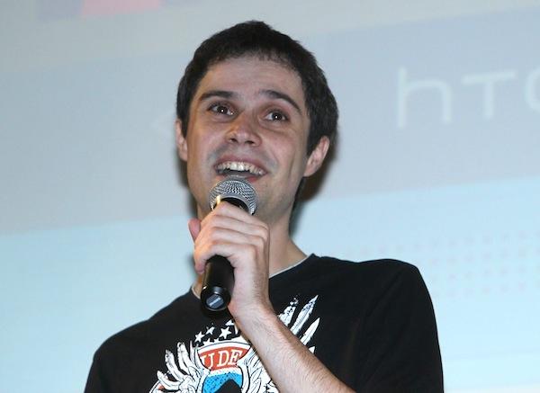 Vladimír Hrinčár. Foto: Tomáš Pánek