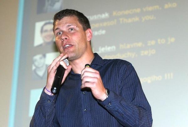 Jozef Vodička. Foto: Tomáš Pánek