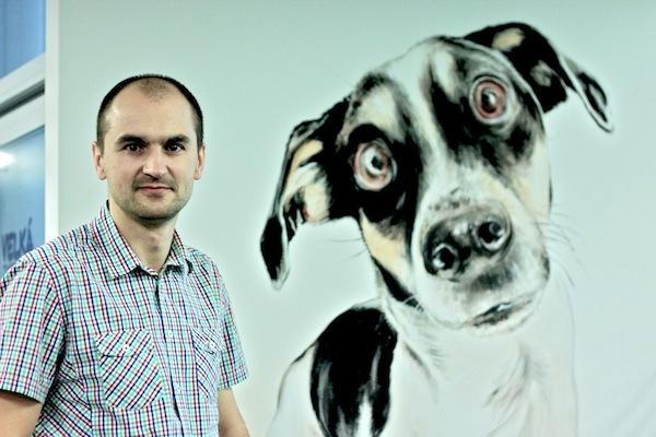 Pavel Zima. Foto: Ivana Dvorská