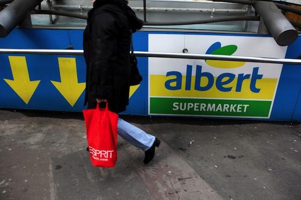 Ahold v Česku provozuje velké prodejny a benzinové pumpy. Foto: Profimedia.cz