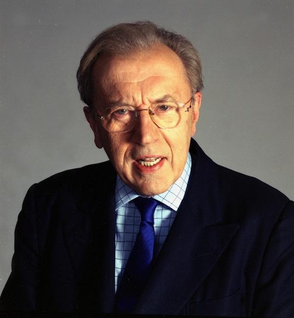 Sir David Frost. Foto: Profimedia.cz