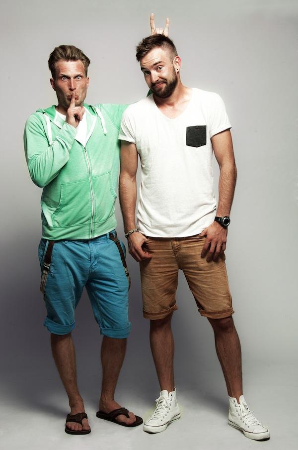 Tomáš Zástěra a Tomáš Novotný. Foto: Evropa 2