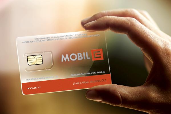 Komunikace mobilního volání od ČEZ staví na heslu o nejtransparentnějším volání