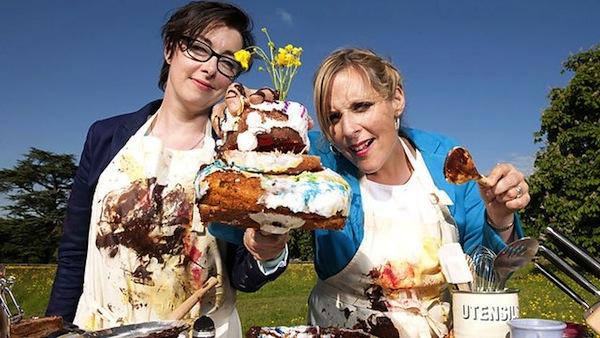 The Great British Bake Off. Repro: BBC