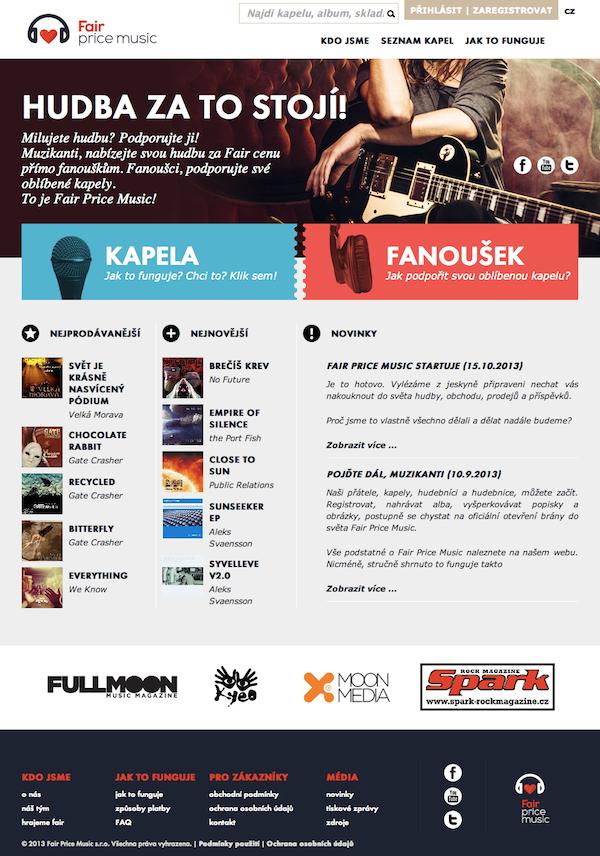 Web Fair Price Music