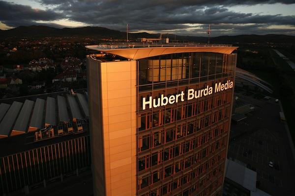 České aktivity Burdy vlastní mateřský německý koncern Hubert Burda Media. Foto: Flickr