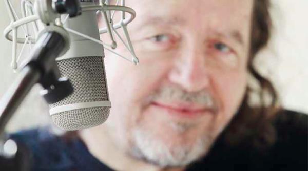 Třiašedesátiletý Karel Peterka, strůjce televize Šlágr. Foto pro Forbes: Jan Poncelet