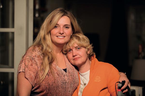 Terapie 2: producentka Tereza Polachová a scenáristka Iva Klestilová. Foto: HBO