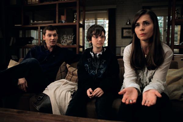 Terapie 2: David Švehlík a Kateřina Winterová jako rodiče. Foto: HBO
