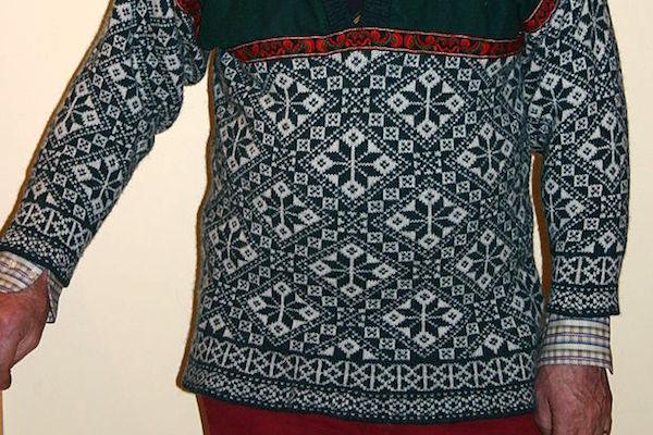 Norský svetr. Foto: Wikipedia