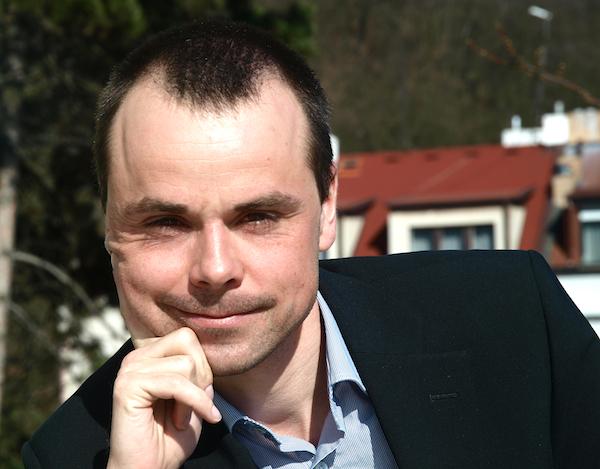 Tomáš Skřivánek. Foto: Mladá fronta