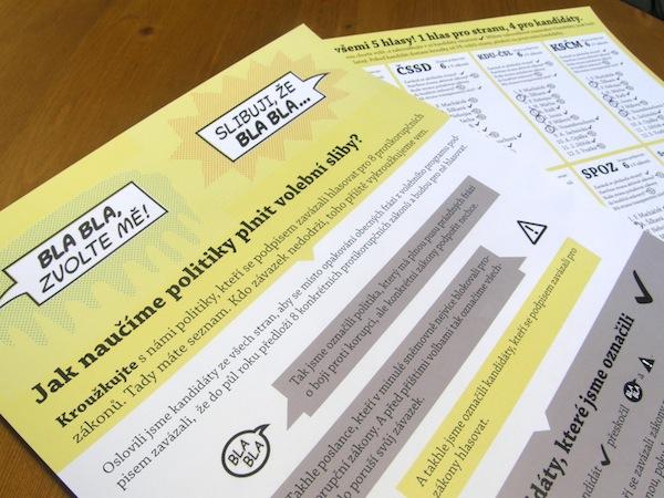 Volební noviny iniciativy Rekonstrukce státu