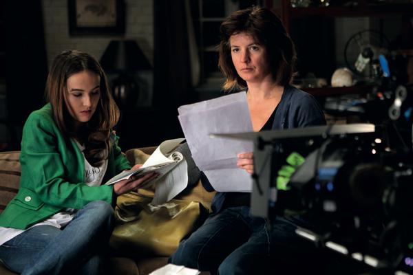 Terapie 2: režisérka Lenka Wimmerová. Foto: HBO
