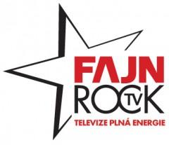 Nové logo Fajn Rock TV