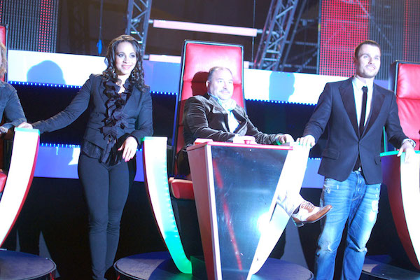 Loni Hlas uváděli Leoš Mareš a Tina, mezi porotci byl Michal David. Foto: Sandra Kisić