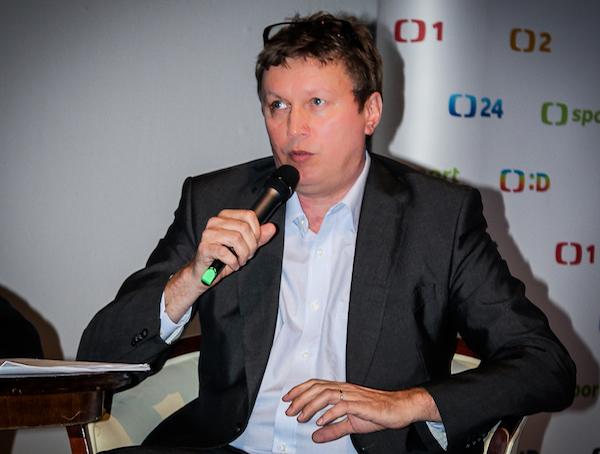 Šéf ČT Déčko Tomáš Motl. Foto: Martina Votrubová