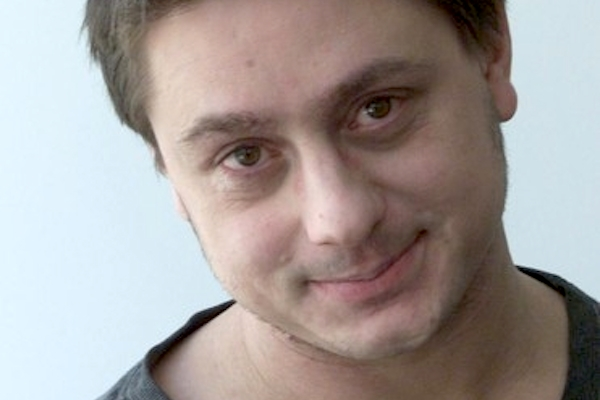 Petr Kamberský na snímku z roku 2001. Foto: Michal Růžička / MAFRA / Profimedia.cz