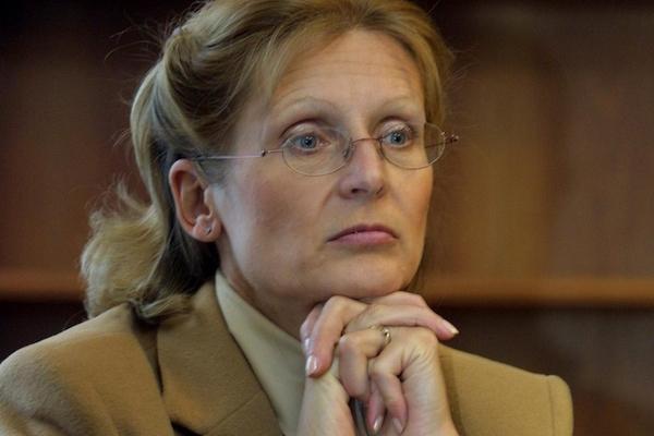 Nora Dolanská na archivní fotografii z roku 2002. Foto: Profimedia.cz