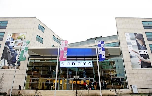 Nizozemské sídlo Sanomy. Foto: Profimedia.cz, Corbis