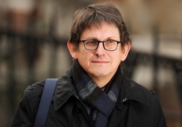 Šéfredaktor deníku The Guardian Alan Rusbridger. Foto: Profimedia.cz, AFP