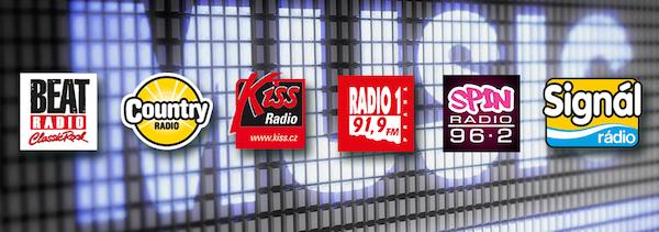 Stanice skupiny Radio United