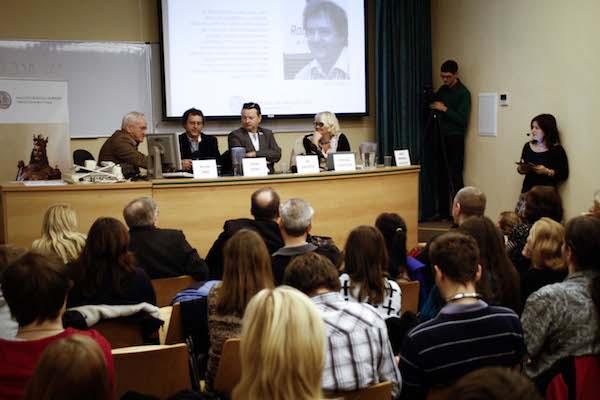 Debatu opět moderovala Alice Tejkalová. Foto: Katka Písačková