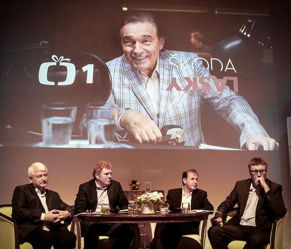 ČT uvede 29. prosince nedělní cyklus Škoda lásky, první díl s Karlem Gottem. Foto: Martina Votrubová