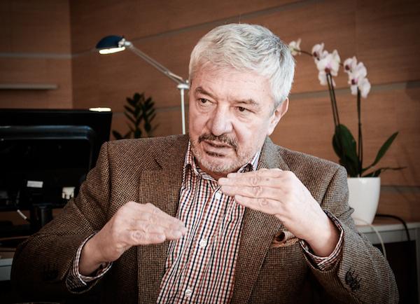 Vladimír Železný. Foto: Martina Votrubová