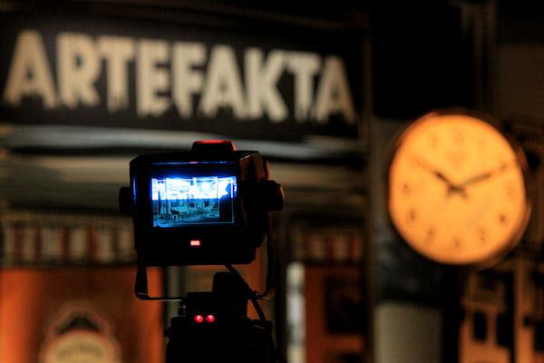Pořad Artefakta už Česká televize v lednu vysílat nebude. Foto: Česká televize