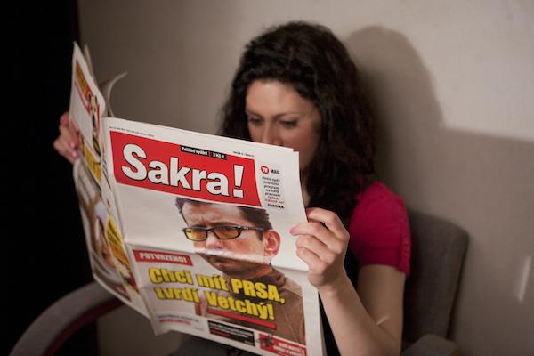 Martha Issová. Foto: Česká televize