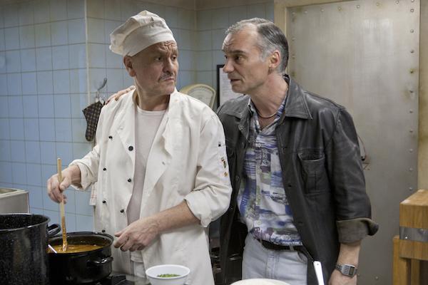 Miroslav Krobot a Ivan Trojan. Foto: Česká televize