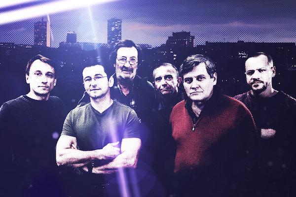 V Případech 1. oddělení hrají i Ondřej Vetchý, Boleslav Polívka, Miroslav Vladyka nebo Filip Blažek. Foto: ČT