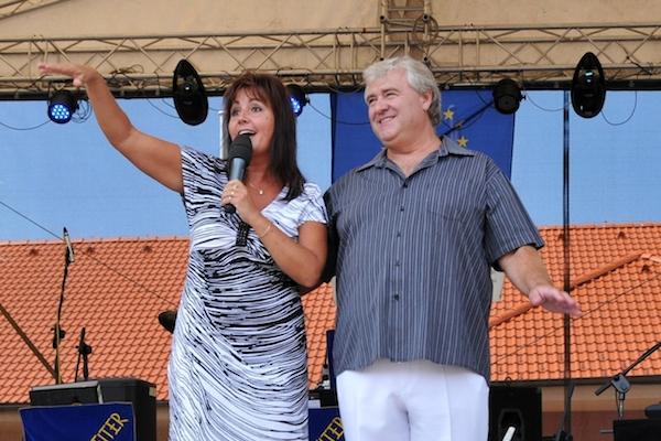 Do stáje předních hlasů programu Dechovky patří populární duo Eva a Vašek. Foto: Profimedia.cz