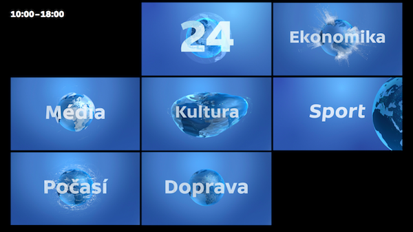 Redesign ČT24