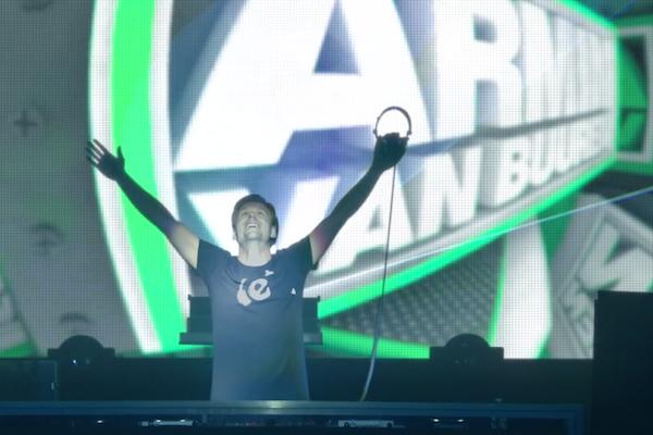 Armin van Buuren v kampani Heinekenu