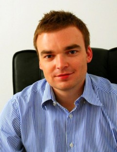 Martin Ayrer. Foto: cssd.cz