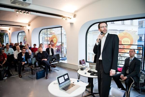 Programem provázel šéfredaktor Médiáře Ondřej Aust. Foto: Vojta Herout