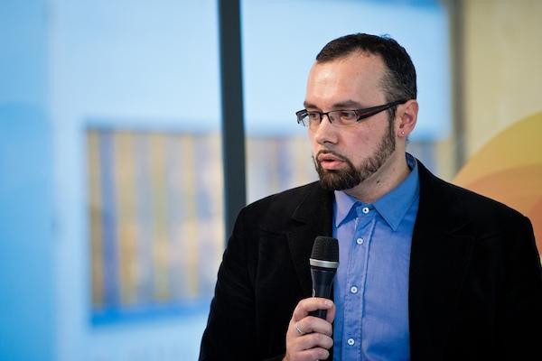 Aleš Borovan mluvil o svém placeném obsahu na Borovan.cz. Foto: Vojta Herout