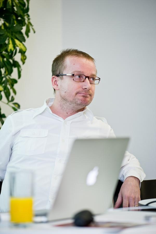 Andrej Miklánek. Foto: Vojta Herout