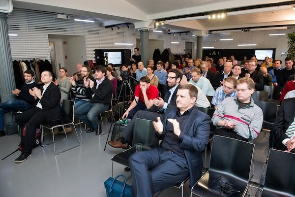 Publikum. Foto: Vojta Herout