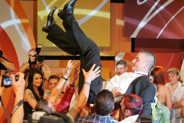 Druhou řadu reality show VyVolení vyhrál Antonín Jalovec. Foto: Profimedia.cz