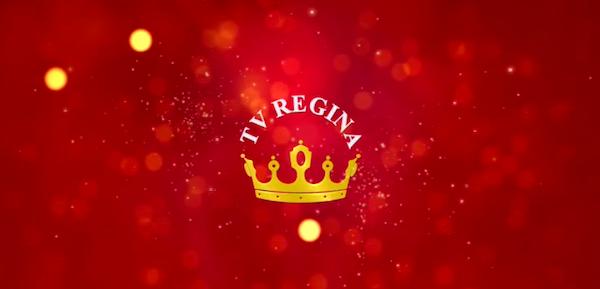 Značka televize Regina. Repro: tvregina.cz