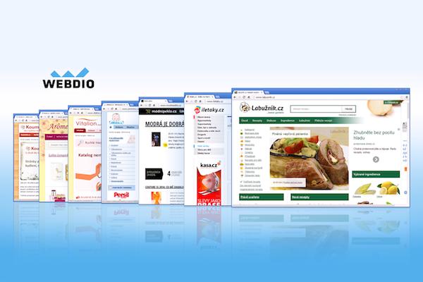 Weby společnosti Webdio nyní patří Mafře