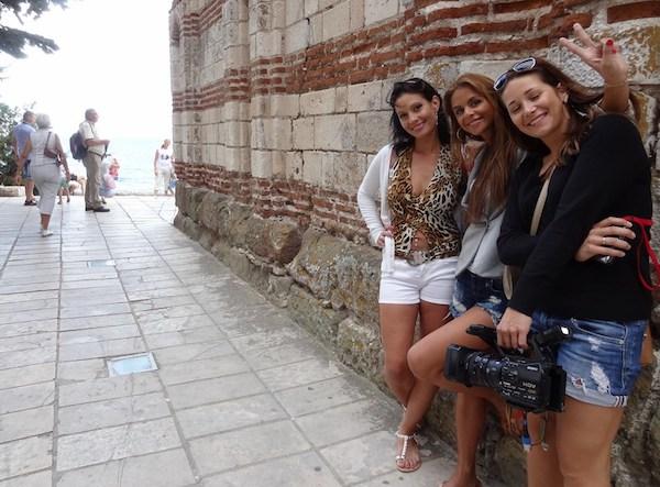 Ženy na cestách. Foto: TV Prima