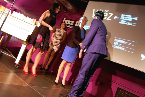 Předávání cen Fénix v pražském Jazz Docku. Foto: Sandra Kisić