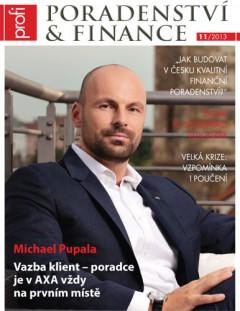Nový magazín o HR se má vzhledově podobat svému staršímu sourozenci Profi poradenství & finance