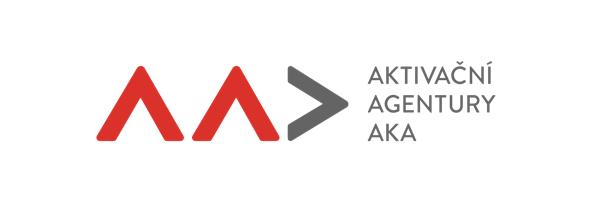 Nové logo Aktivačních agentur AKA