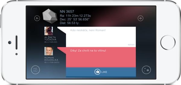 Vzkazovník Fanstars vyvinula pro Český rozhlas agentura Ogilvy & Mather se studiem Adikt Mobile
