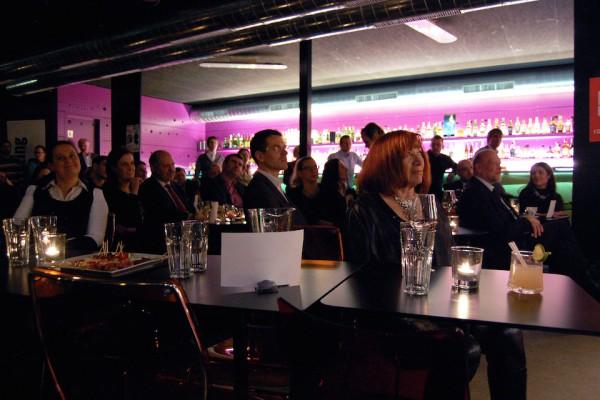 Vyhlášení 1. ročníku cen Fénix proběhlo v pražském Jazz Docku. Foto: Sandra Kisić