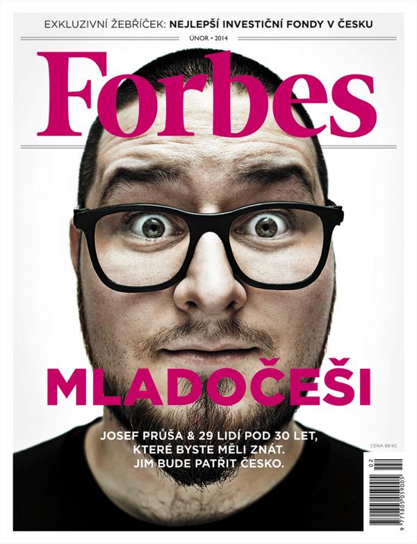 Aktuální vydání Forbesu